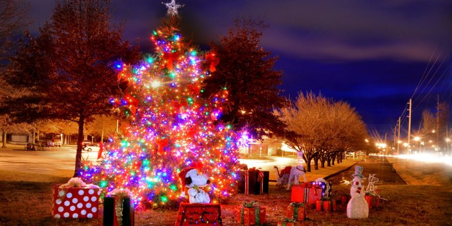 Changes made to Oak Ridge tree-lighting plans