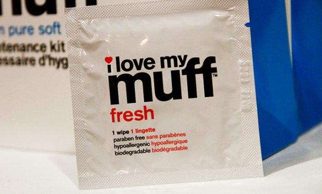 i love my muff
