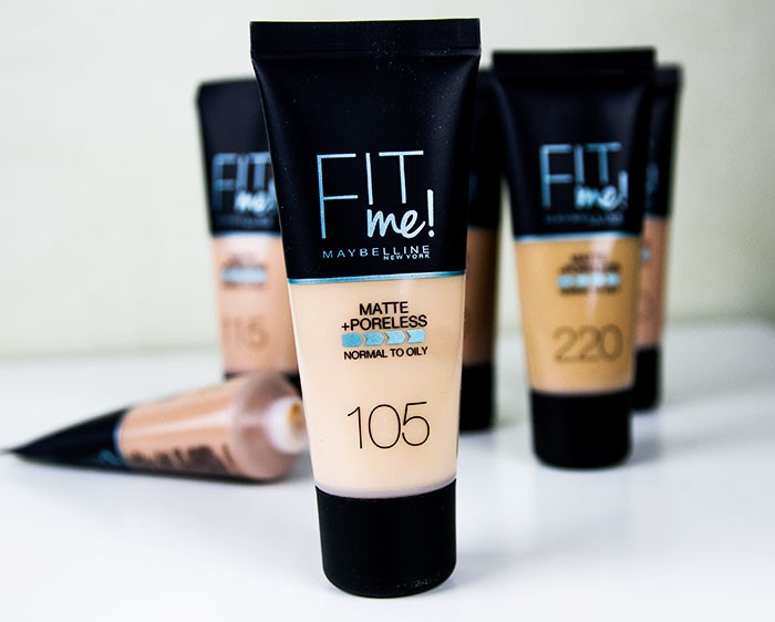 Maybelline Fit Me! Matte + Poreless