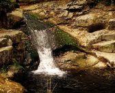 Naturalny wodospad w Karpaczu? Owszem, do dziś przetrwały ślady!