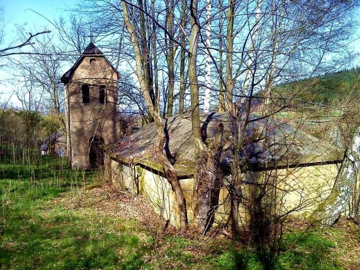 Wyszedł Z Domu: Stary Cmentarz w janiszowie