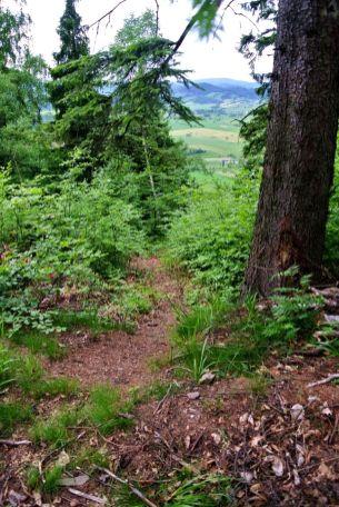 Wyszedł z Domu: Zapomniany punkt widokowy w Górach Kruczych