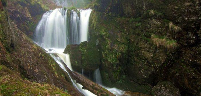 Jeden z najciekawszych szlaków w Sudetach – Wodospady na Białej Opavie