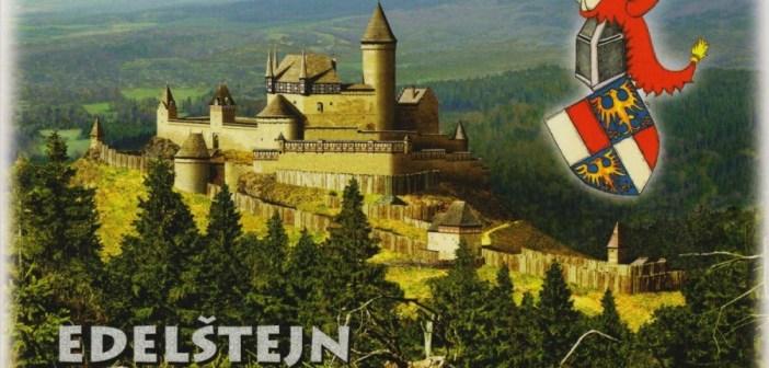 Zlatohorsky hrad Edelštejn. Ile przetrwało do dziś z tej wielkiej warowni?