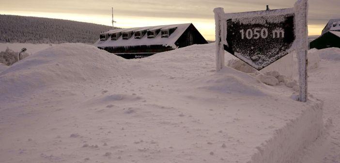 Zima na Przełęczy Okraj [11.01.2019]