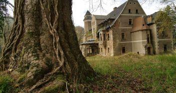Pałac Bergmanna w Wojcieszowie Górnym! Jak wygląda w środku? Film …