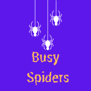 Storytime at Wythe County Public Library - Busy Spiders