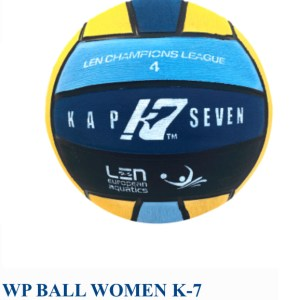 KAP 7- official champions league LEN size 4 ball