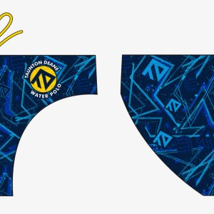 Taunton Deane-Turbo- Waterpolo trunks