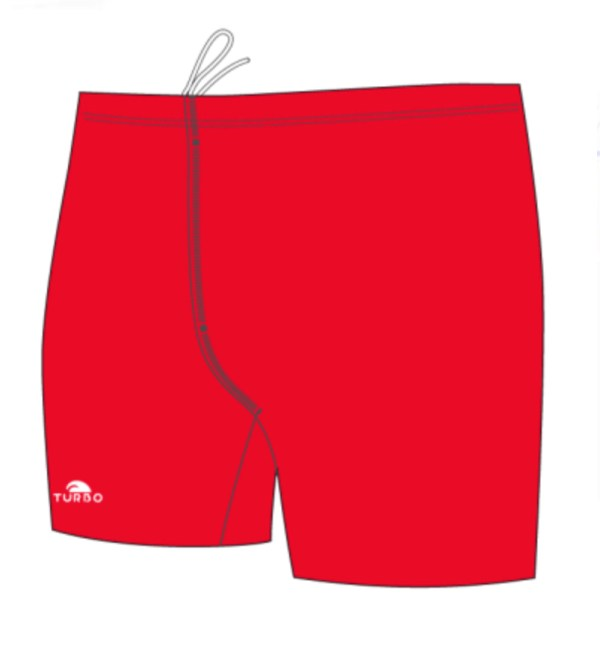 Turbo Red Jammers comfort