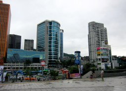 View from Seoul Station