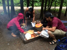 Making fire from scratch