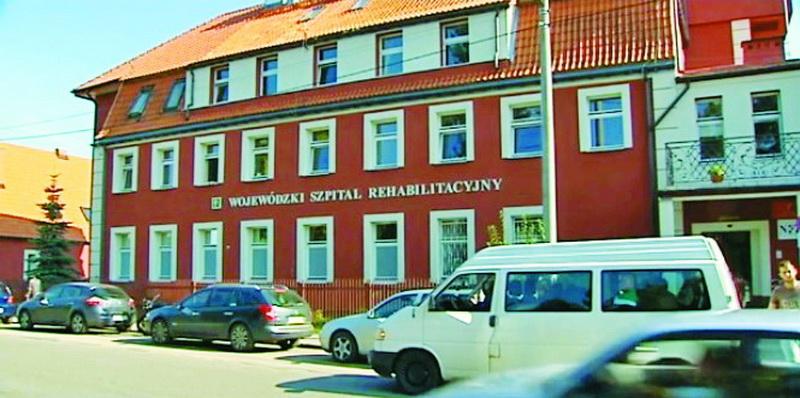 Реабілітаційний госпіталь у польському місті Ґурова-Ілавецька,де лікують Олександра Петраківського. Поляки збирають гроші для українця.