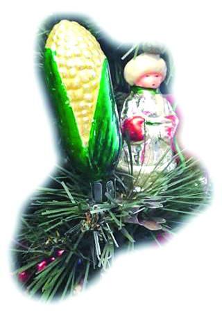 Хрущовська кукурудза...