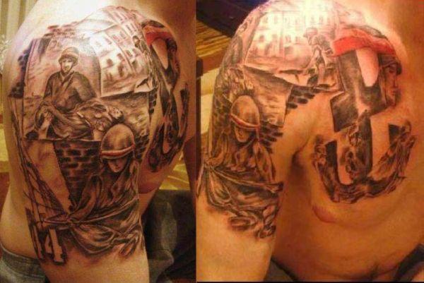 Tatuaż Patriotyczny Blog Z Tatuażami