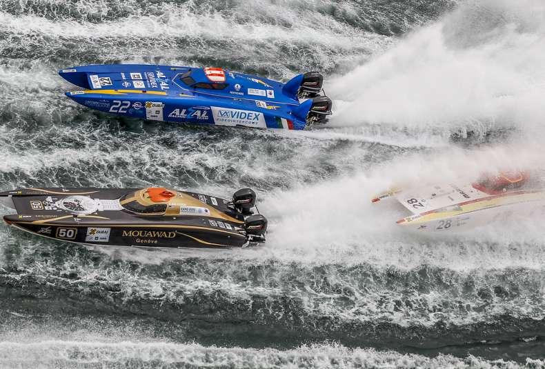 2015 UIM  World Powerboat ChampionshipGRAND PRIX OF DUBAIUAE - 19th to 21th March 2015© Raffaello Bastiani / WPPA