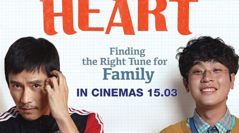 Keys to the Heart Poster