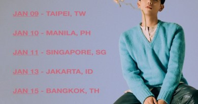 Eric Nam is Coming to Singapore for His 'Before We Begin' Tour