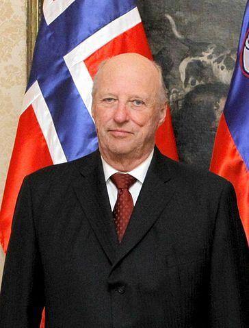 ノルウェー-ハーラル国王-ヒトラーに屈しなかった国王