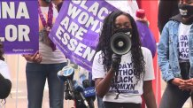 Black Women Go On Strike for Breonna Taylor