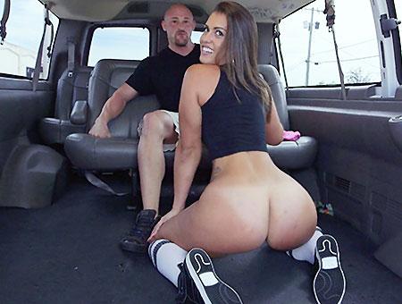 Kelsi Monroe Takes On 4 Cocks