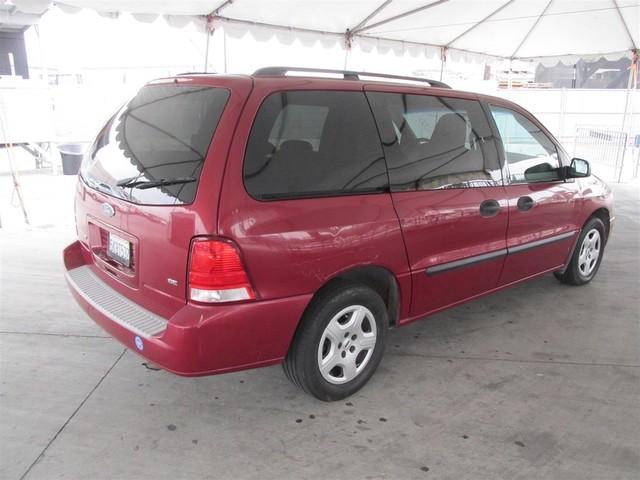 Freestar Ses Wagon 2004