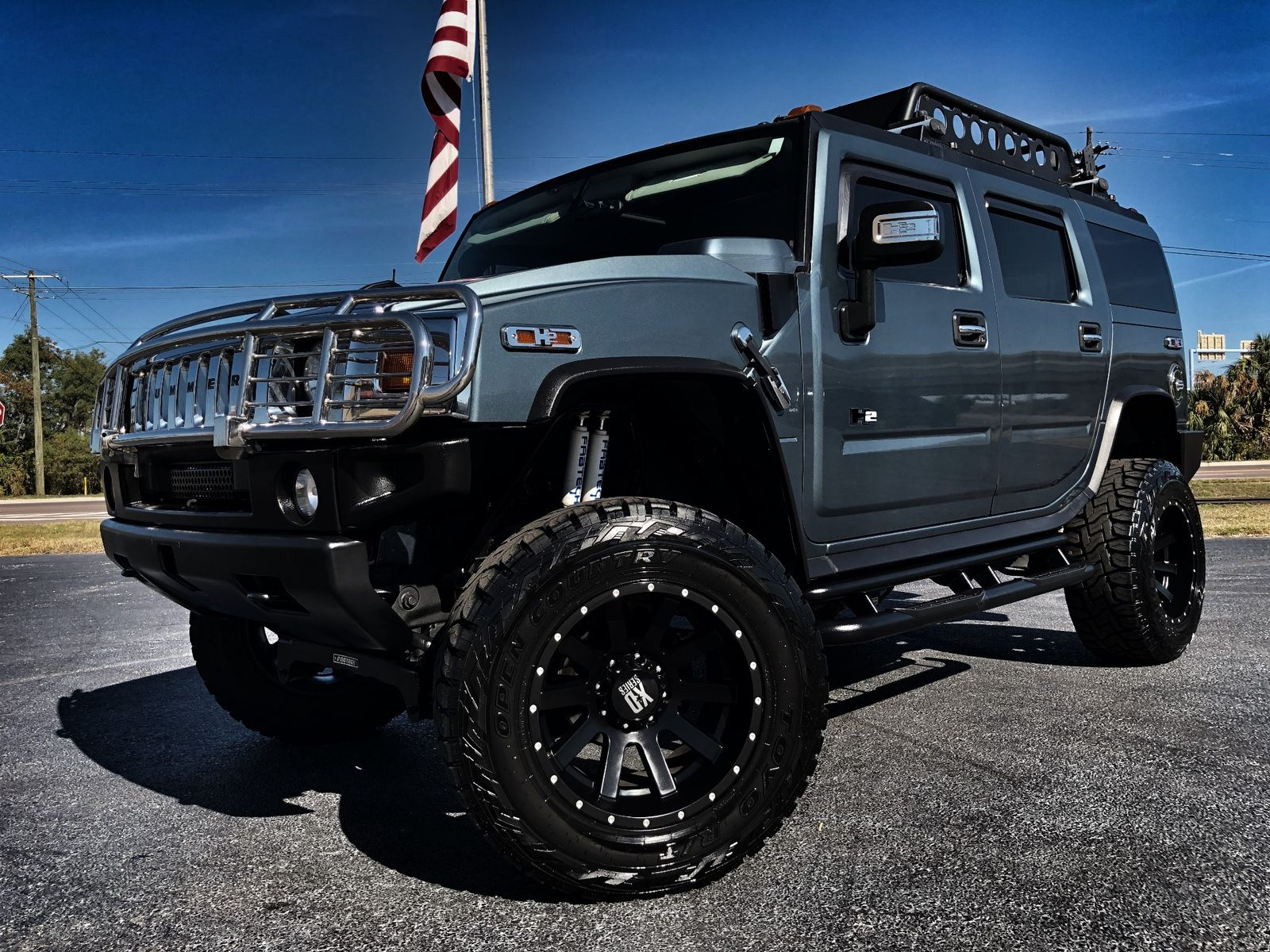 2007 Hummer H2 Lifted Image collections Cars Wallpaper Free