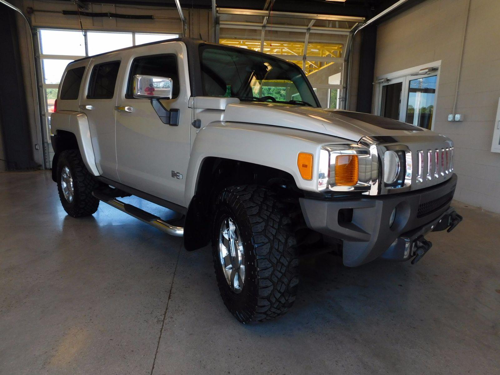 2007 Hummer H3 SUV city TN Doug Justus Auto Center Inc