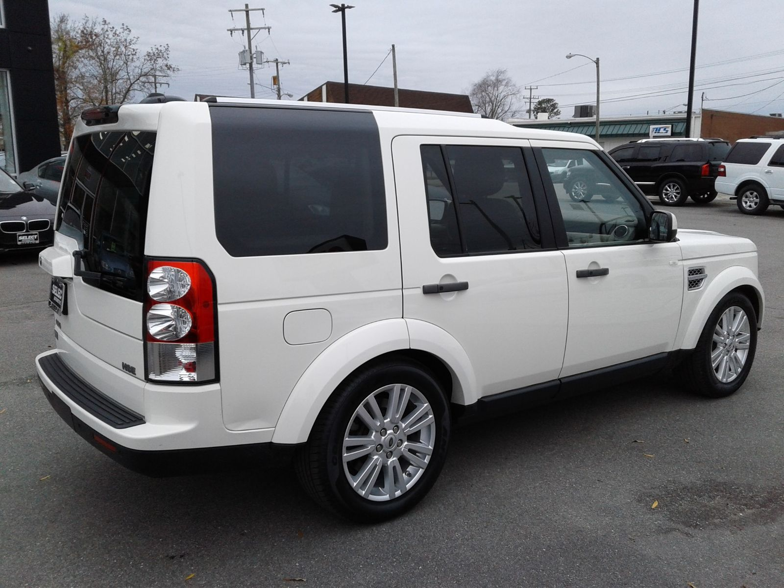2010 Land Rover LR4 HSE city Virginia Select Automotive VA