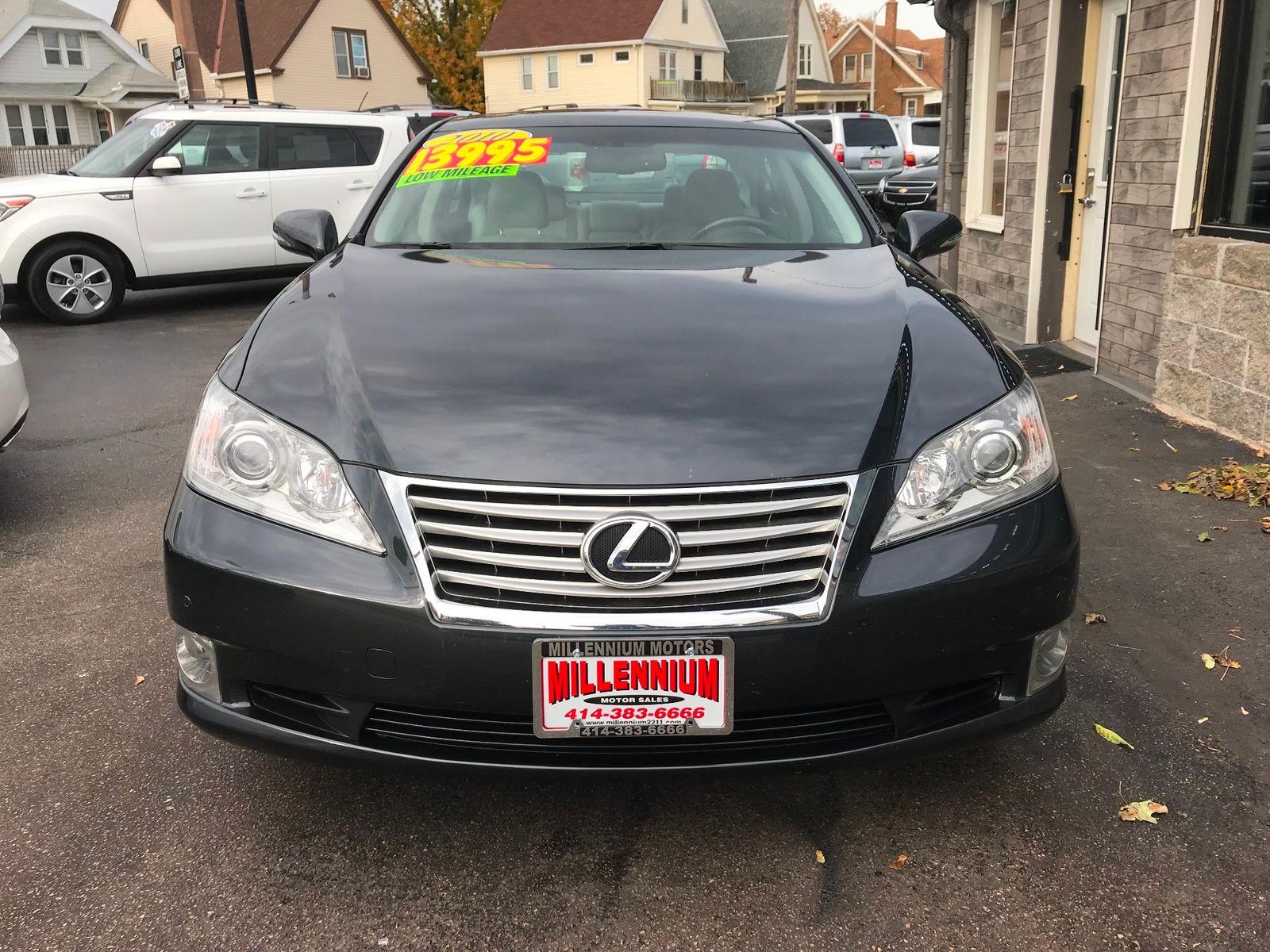 2010 Lexus ES 350 city Wisconsin Millennium Motor Sales