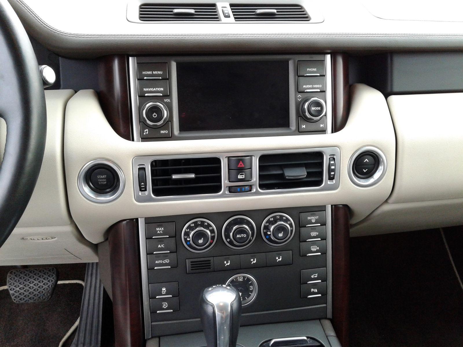 2011 Land Rover Range Rover HSE city Virginia Select Automotive VA