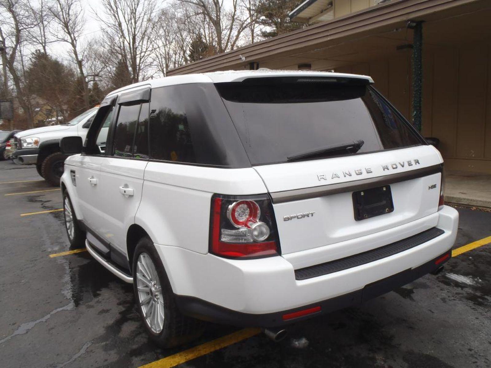 2012 Land Rover Range Rover Sport HSE city PA Carmix Auto Sales