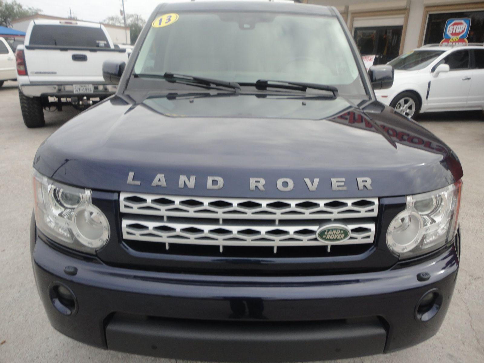 2013 Land Rover LR4 HSE Brownsville TX English Motors