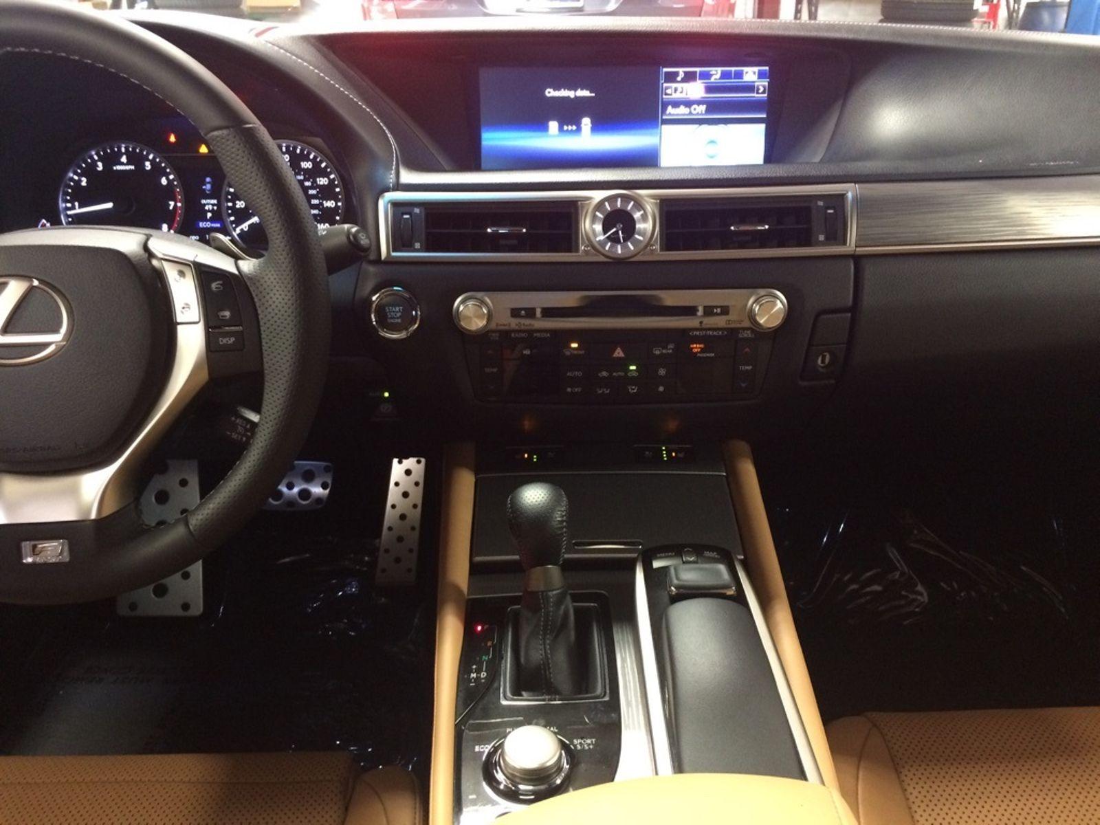 2015 Lexus GS 350 city GA Malones Automotive