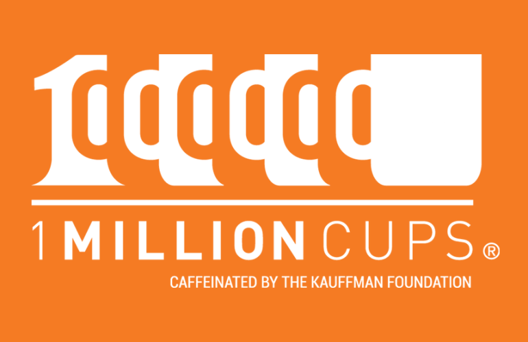Come out tomorrow for 1 Million Cups