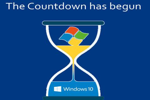 Windows 7 is ending
