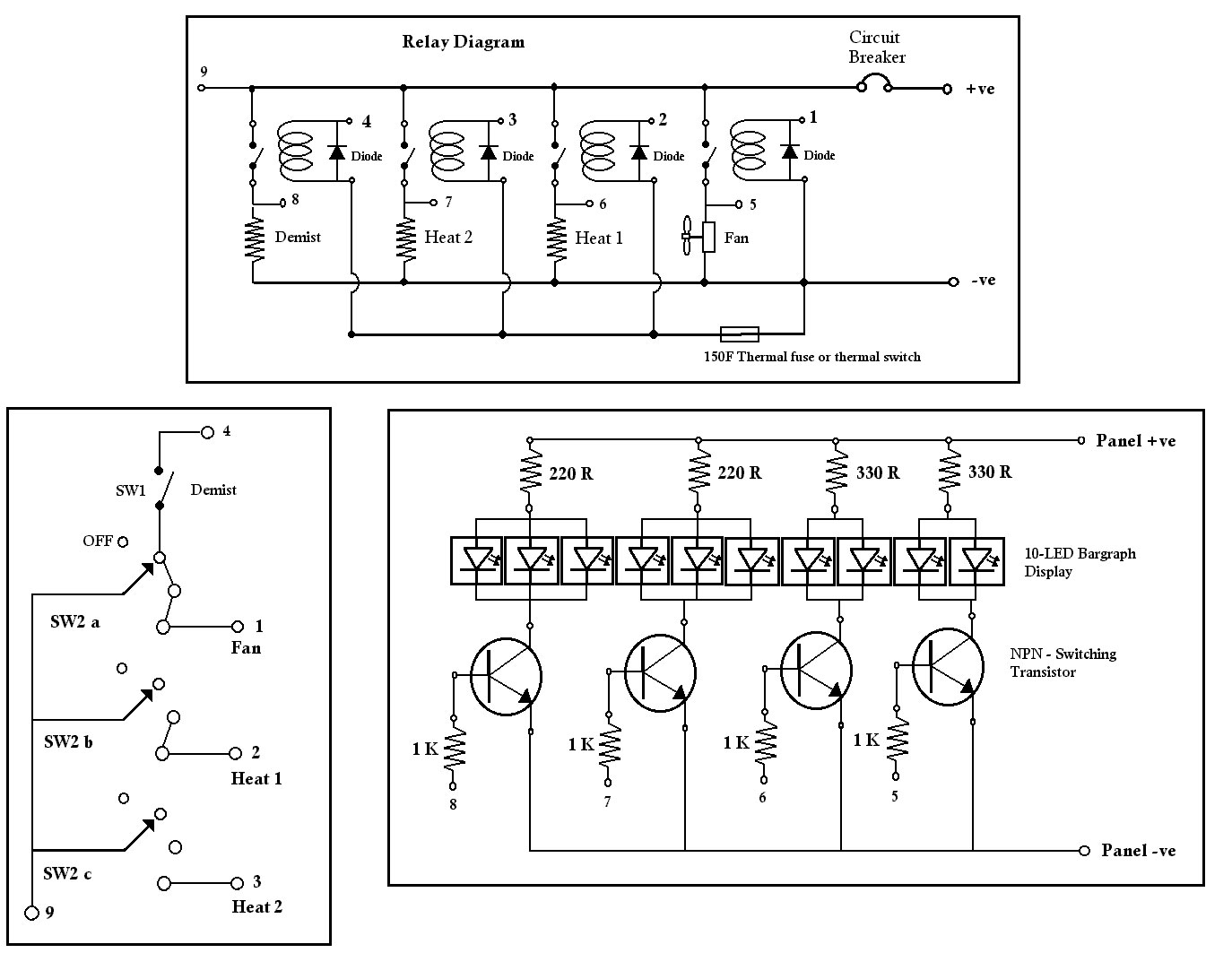 HTR_Circuit?resize=665%2C529 electric heater wiring diagram wiring diagram Electric Heater Wiring Diagram at soozxer.org