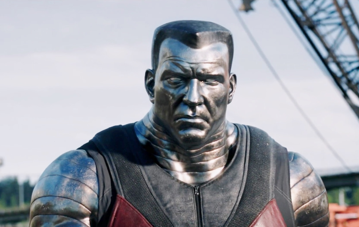 Colossus X Men The Last Stand
