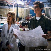 Fantastic Four - Sue and Reed