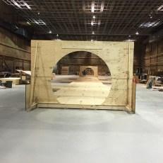 Xavier Mansion Set Construction