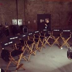 Apocalypse - Cast Chairs
