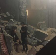Apocalypse - Tomb Destroyed