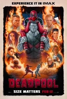 Deadpool - IMAX Poster (Alternate)