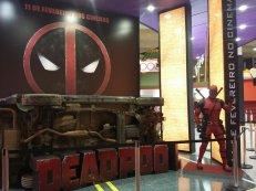 Deadpool - Comic Con Experience