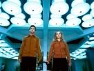Legion.Dan Stevens as David and Rachel Keller as Syd