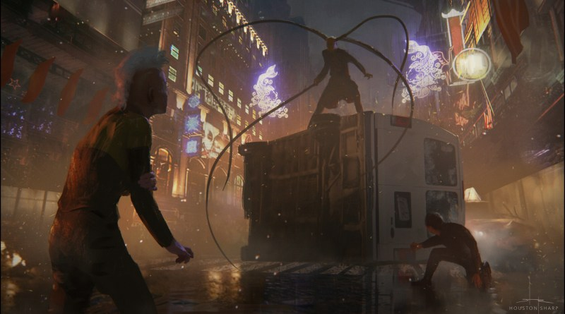 Concept Art X Men Films