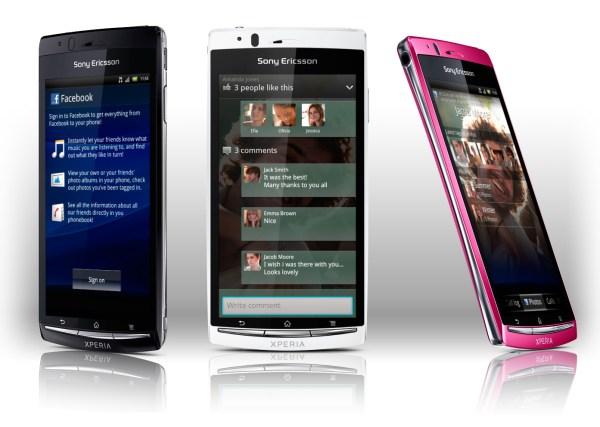 Sony Ericsson Xperia Arc S Galeria telefonu :: X-mobile.pl ...