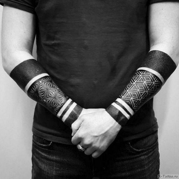 Тату на руке: 4500+ эскизов мужских и женских татуировок