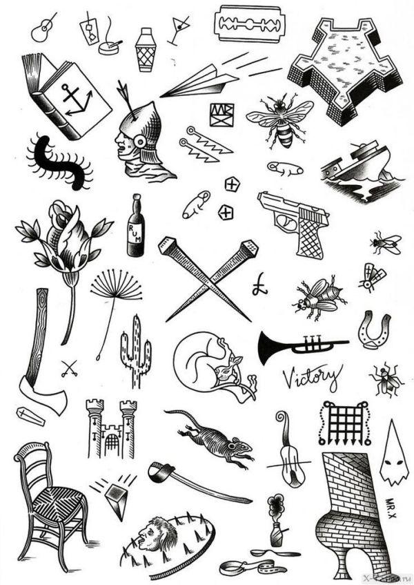 Как сделать временную тату ручкой или маркером дома
