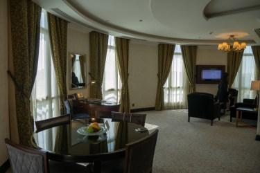 Royal Maxim Palace Kempinski Cairo (ロイヤルマキシムパレス ケンピンスキー カイロ) : Palace Suite